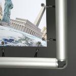 Omni Frame rám s háčky na úchyt banneru 150x200 cm A-Z Reklama CZ