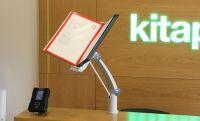 Stolní nastavitelný sloupek k desce stolu s 10 kapsami A4 A-Z Reklama CZ