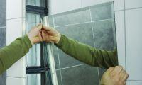 Montážní pěnová páska na zrcadla, 1,5 m x 19 mm, oboustranná, bílá, balení 6 ks tesa