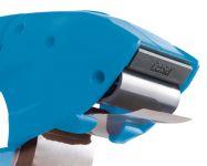 Odvíječ pásky Pack-n-Go, s páskou, 50 m x 48 mm, modrý tesa