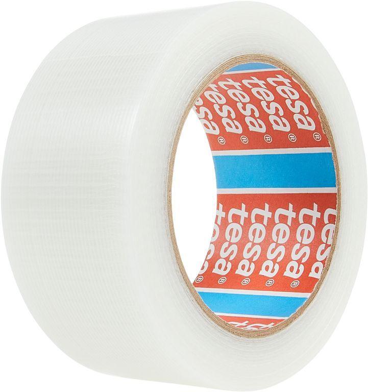 Opravná páska Extra Power EXTREME OUTDOOR, 20 m x 48 mm, UV odolnost 1 rok, transparentní tesa