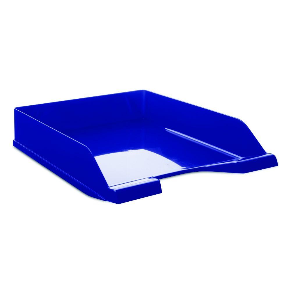 Donau kancelářský odkladač, A4, modrý - bal. 12 ks