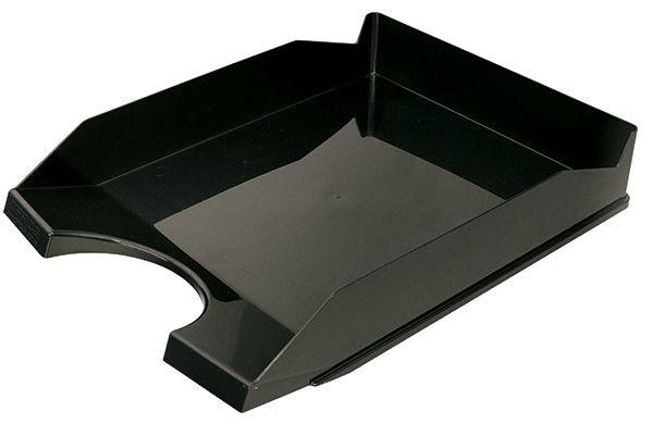 Kancelářský stolní odkladač, A4, černý - bal. 10 ks Office Products