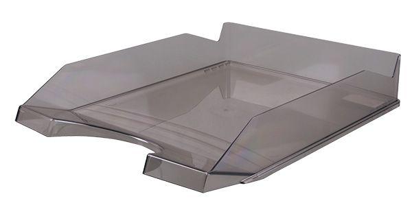 Kancelářský stolní odkladač, A4, kouřový - bal. 10 ks Office Products