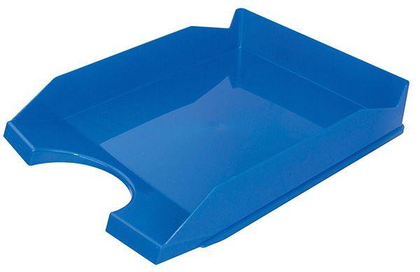 Kancelářský stolní odkladač, A4, modrý - bal. 10 ks Office Products