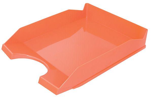 Kancelářský stolní odkladač, A4, oranžový - bal. 10 ks Office Products