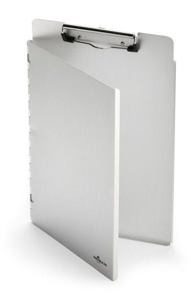 Hliníková schránka A4 s uzávěrem na dokumenty