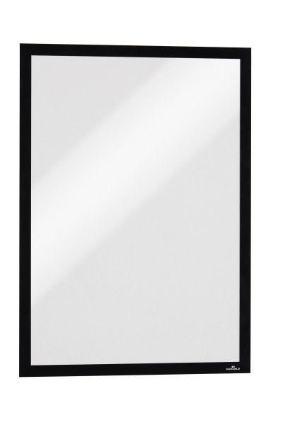 Magnetický rámeček DURAFRAME A3, Černý, bal. 5 ks