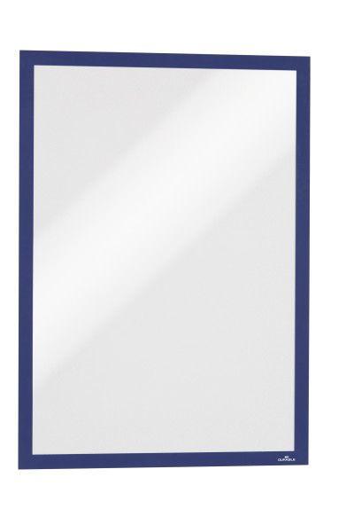 Magnetický rámeček DURAFRAME A3, Modrý, bal. 5 ks