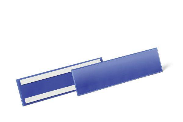 Samolepící kapsa na dokumenty 1/3 A4 297x74 mm, 50 ks