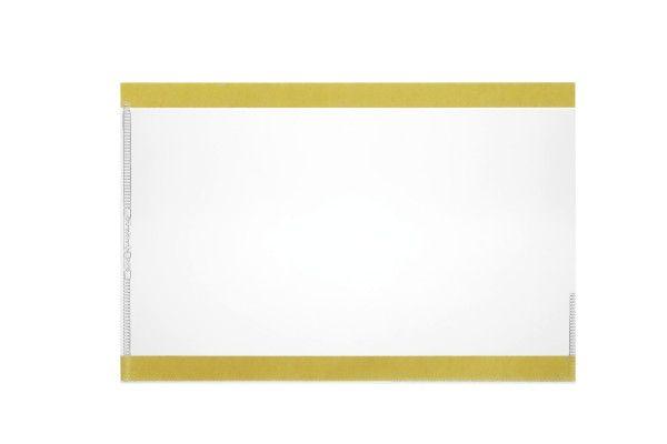 Samolepící kapsa na dokumenty A6 na šířku, 100 ks