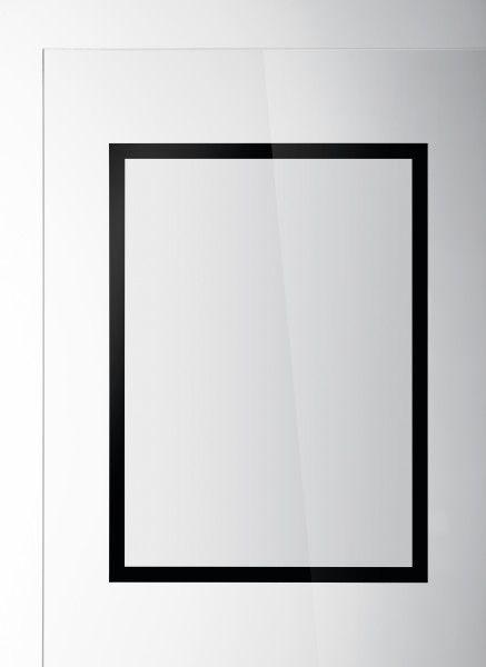 Samolepící rámeček DURAFRAME SUN A3 - Černý