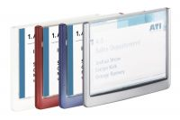 Orientační tabulka CLICK SIGN 149x105,5 mm - Bílá DURABLE