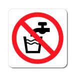 Voda není pitná