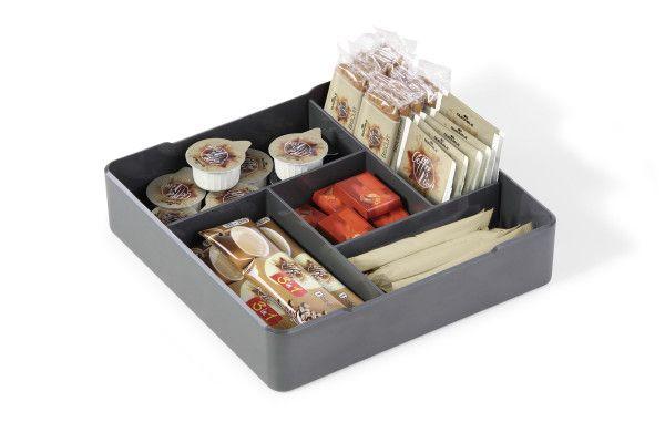 COFFEE POINT CASE - Servírovací zásuvka na kávu a čaj