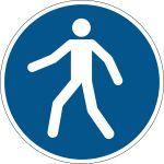 "Piktogram ""Cesta pro chodce"""