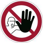 """Piktogram """"Vstup zakázán"""""""