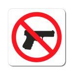 Zákaz vstupu se zbraní