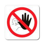 Zákaz vstupu ruka