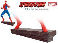 Spiderman Comic kamenná základna