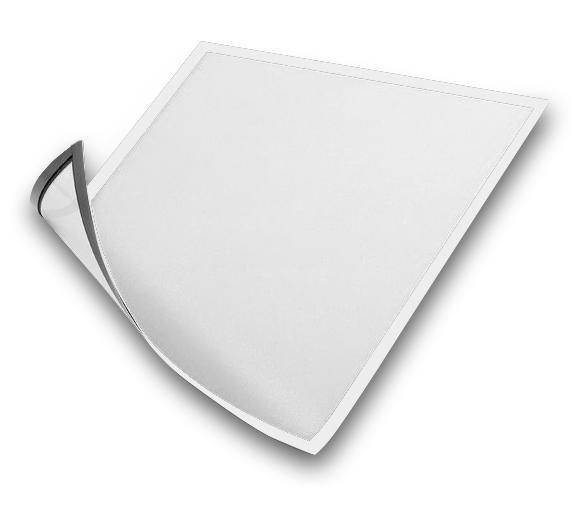 Magnetická plastová kapsa A4 - Bílá A-Z Reklama CZ