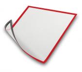 Magnetická kapsa A4 - Červená