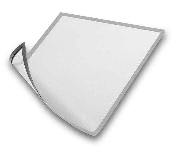 Magnetická plastová kapsa A5 - Šedá A-Z Reklama CZ