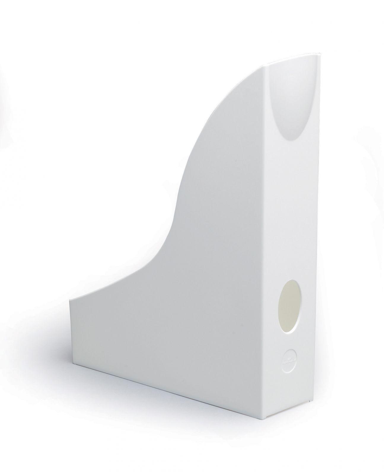 Úložné boxy - sada 6 kusů - Bílé