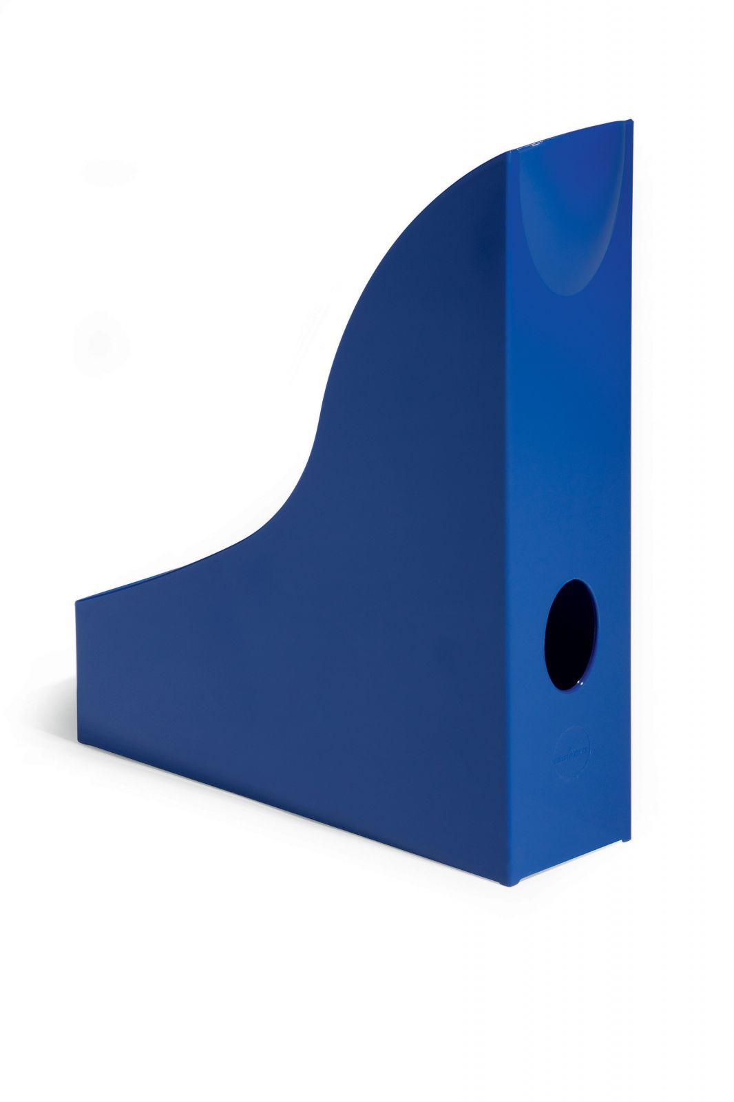 Úložné boxy - sada 6 kusů - Modré