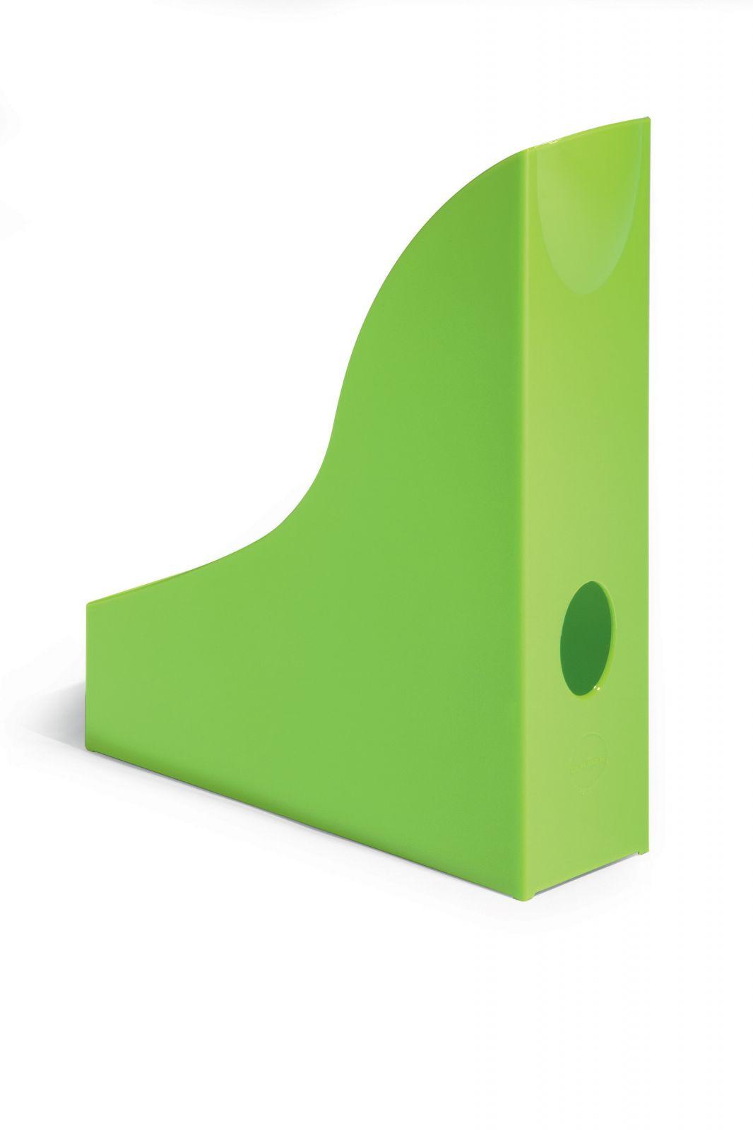 Úložné boxy - sada 6 kusů - Zelené