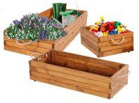 Dřevěné boxy