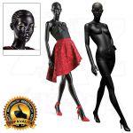 Dámská Figurína Vogue - Černá - póza 3