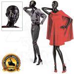 Dámská Figurína Vogue - Černá - póza 4