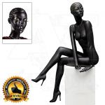 Dámská Figurína Vogue - Černá - póza 7