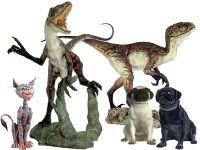 Figuríny zvířata