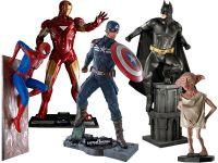 Herní a filmové figuríny