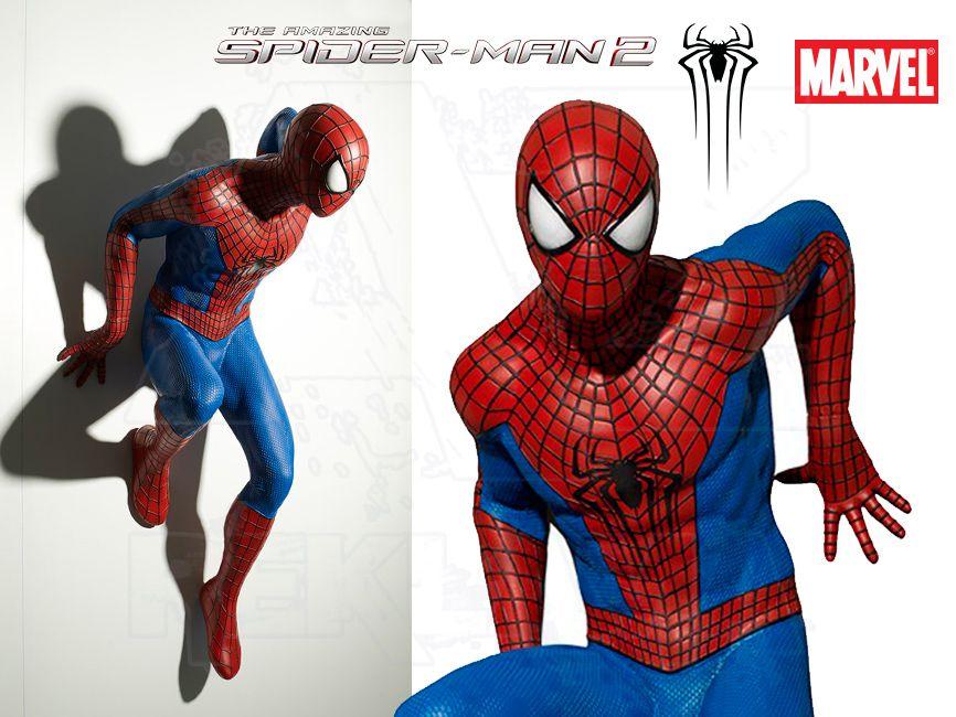 Filmová Figura v životní velikosti - Amazing SPIDER-MAN 2