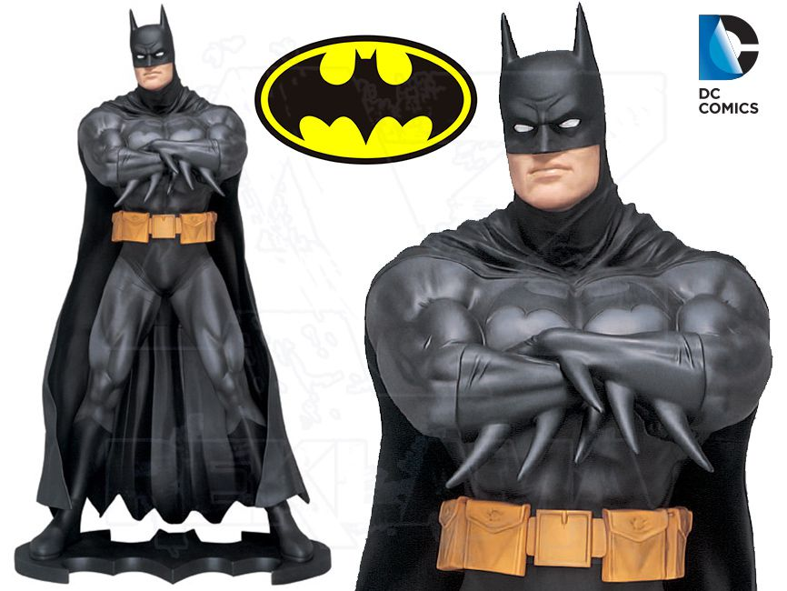 Filmová Figura v životní velikosti - BATMAN černá