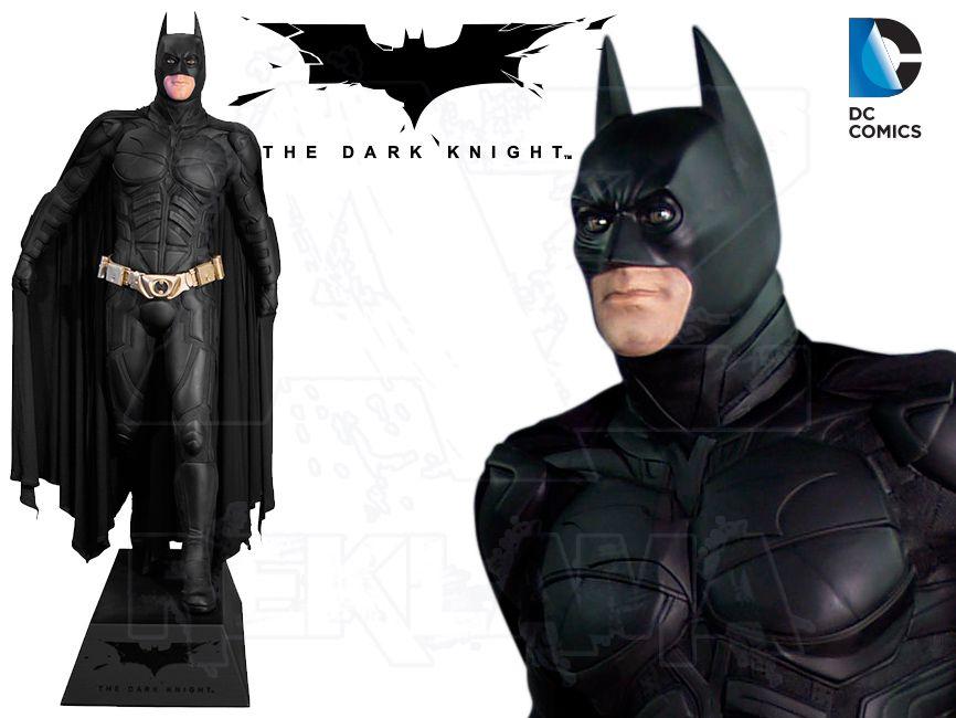 Filmová Figura v životní velikosti - BATMAN Temný rytíř