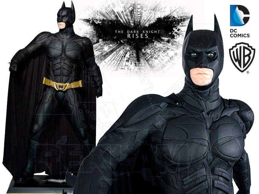 Filmová Figura v životní velikosti - BATMAN Temný rytíř povstal