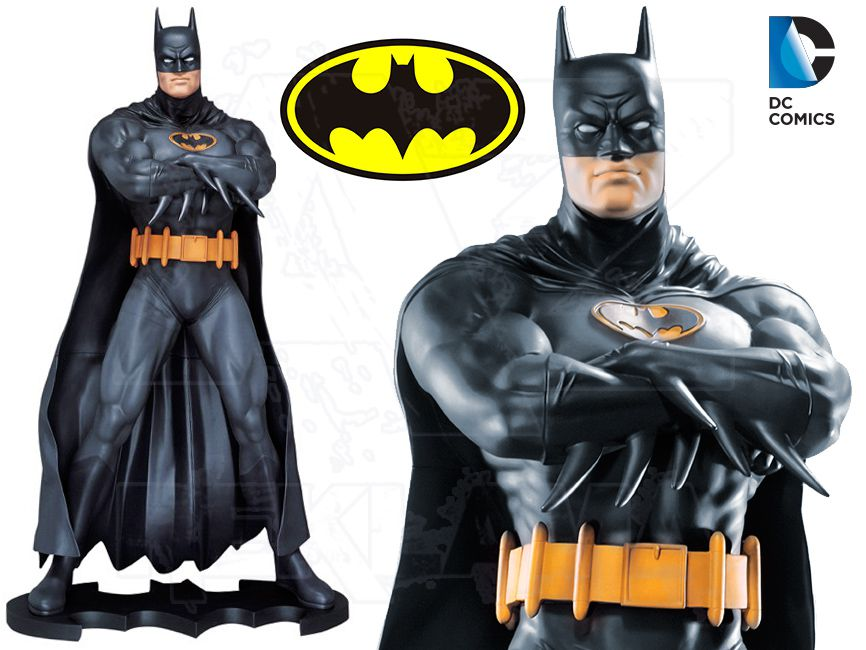 Filmová Figura v životní velikosti - BATMAN tmavě modrá