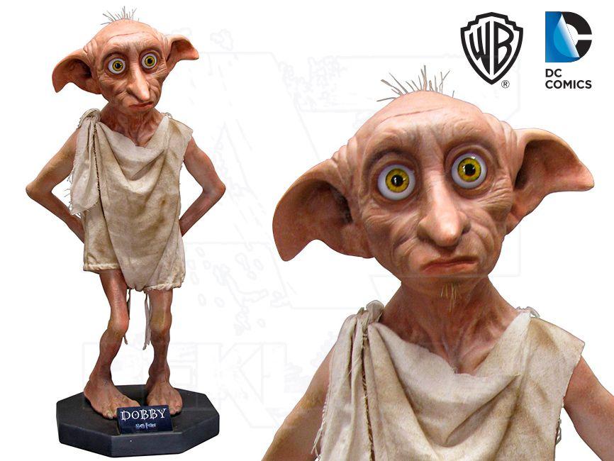 Filmová Figura v životní velikosti - Harry Poter - DOBBY
