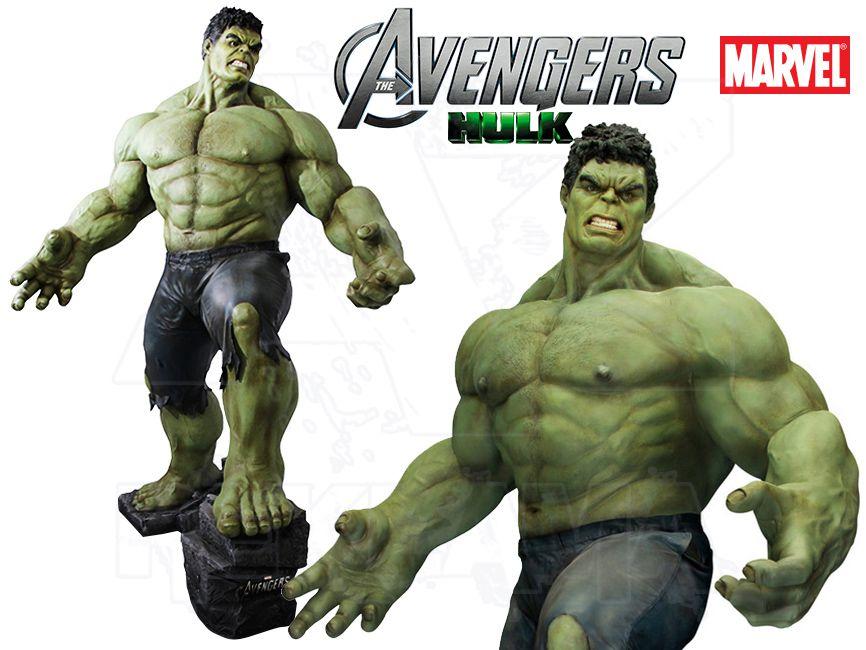 Filmová Figura v životní velikosti - HULK Avengers