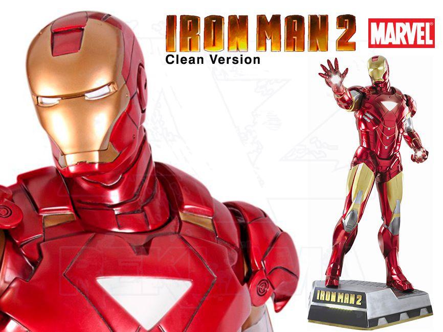 Filmová Figura v životní velikosti - IRON MAN 2