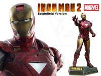 Filmová Figura - IRON MAN 2 z bojiště
