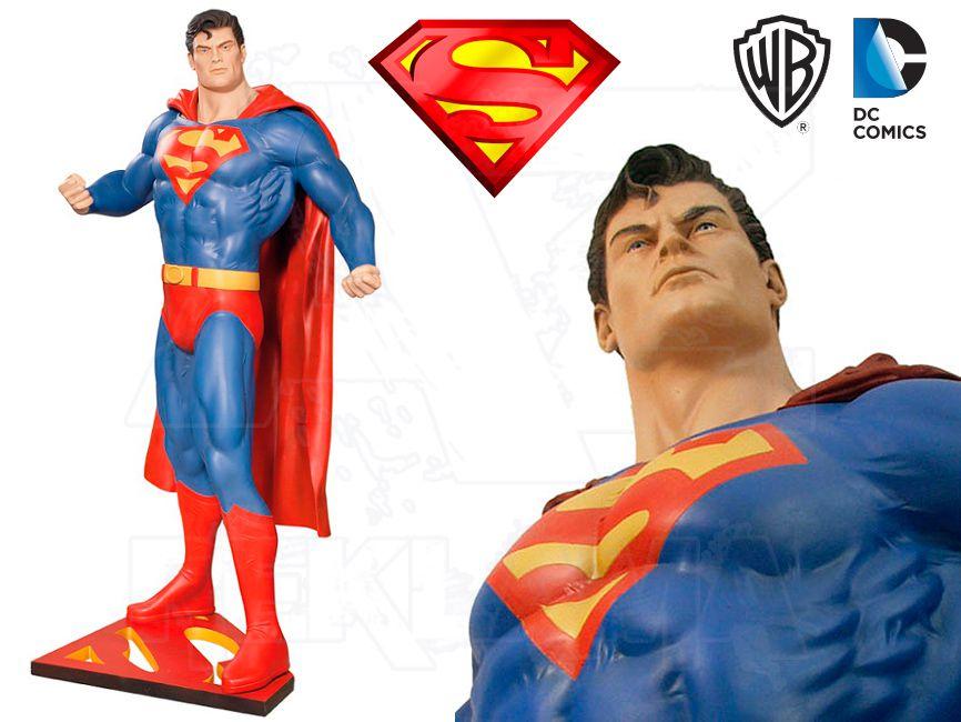 Filmová Figura v životní velikosti - SUPERMAN
