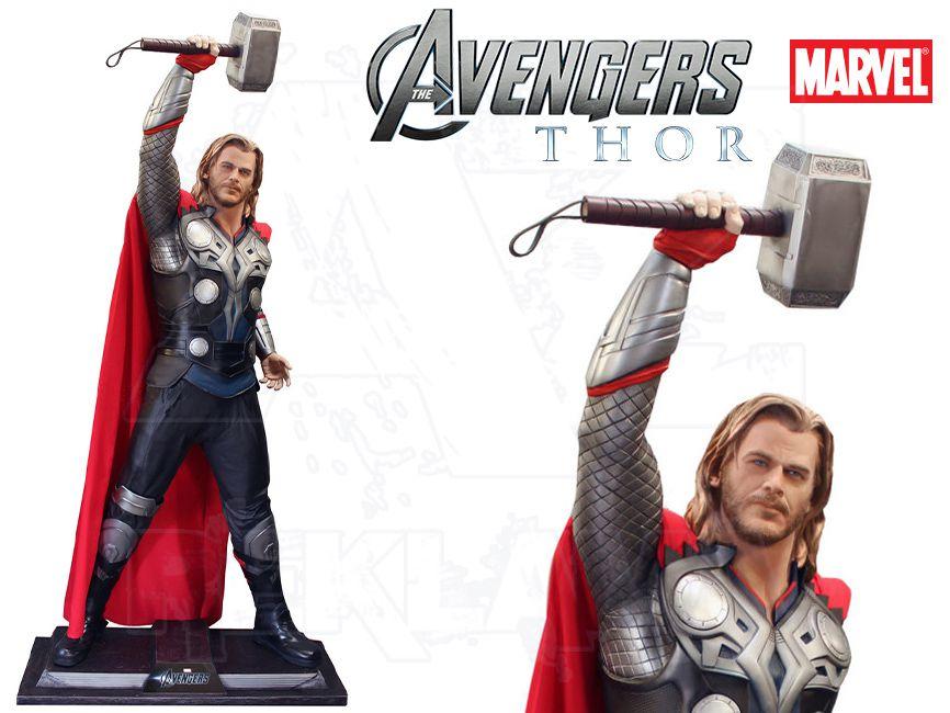 Filmová Figura v životní velikosti - THOR Avengers