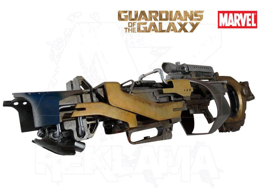 Samotná Zbraň pro ROCKET Raccoon