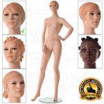Dívčí figurína CloseUpTwo - póza 4