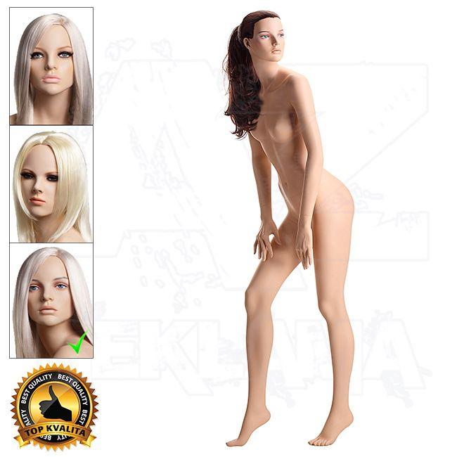 Dámská figurína VISION - Tělová s Make-up póza 5